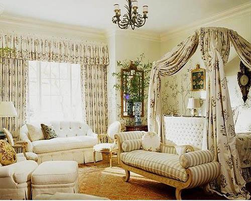 Thiết kế chung cư theo phong cách Pháp